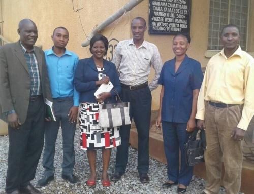 EXODUS working with the Ministry of Health, Community Development, Gender, Elderly and Children(MoHCDEC)