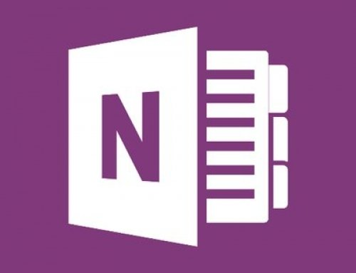 Take notes the modern way with OneNote