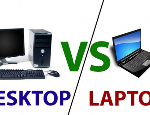 Computers for a small business: Laptop vs. desktop